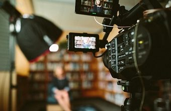 動画コンテンツを活用した販売促進イメージ画像