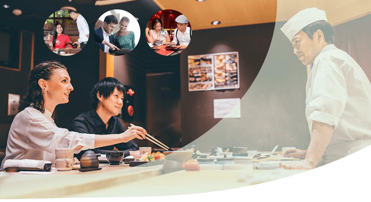 飲食店のイメージ画像